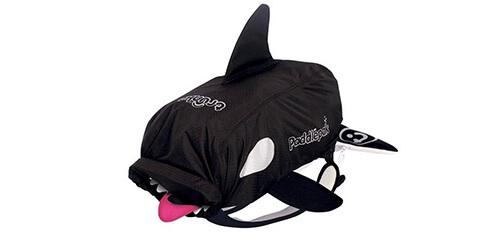 Plecaki na basen
