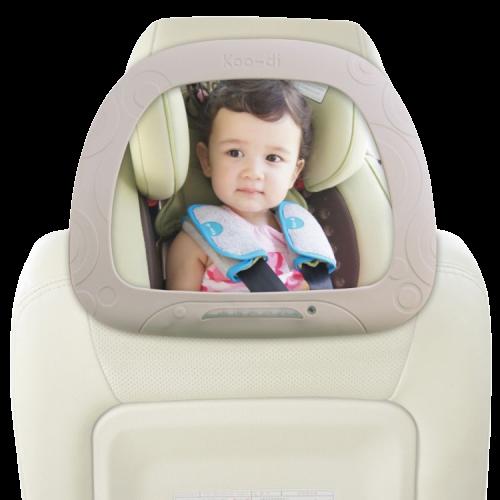 Akcesoria samochodowe do podróży z dzieckiem