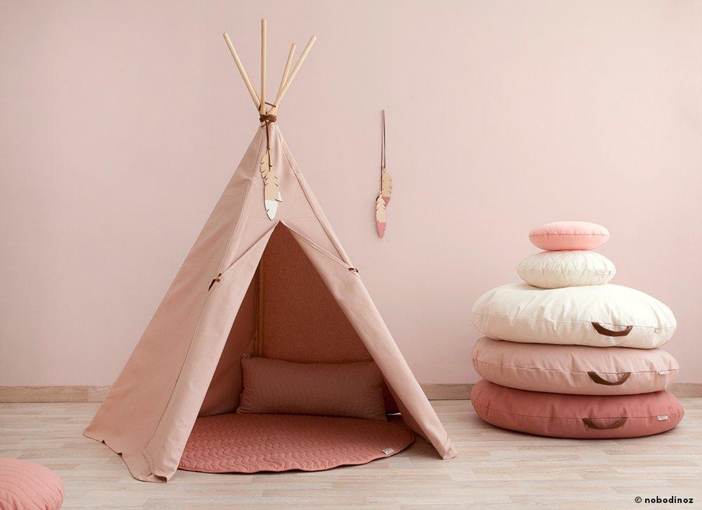 Namioty i tipi do pokoju dziecięcego