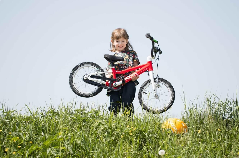 Rowery dla dzieci 14 cali