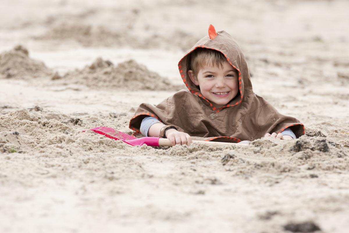 Ręczniki i poncha plażowe