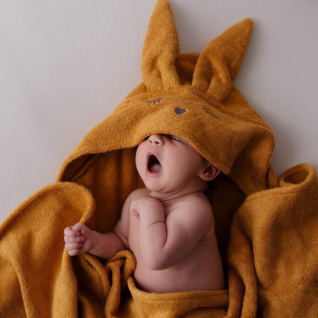 Ręczniki dla niemowląt