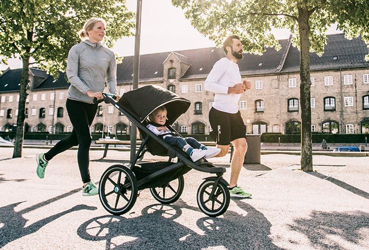 Wózki do biegania