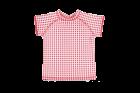 DUCKSDAY koszulka UV50 dziewczęca STAR 02Y