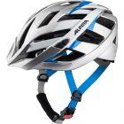 Kask rowerowy Alpina Panoma 2.0 srebrno niebieski