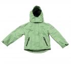 DUCKSDAY Kurtka - odpinany polar Lex/green 08Y