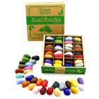 Kredki Crayon Rocks w pudełku 64 sztuki 32 kolorów