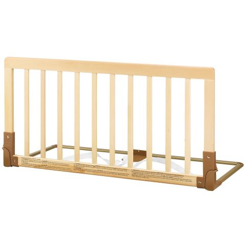 Baby Dan - Drewniana barierka ochronna łóżka drewniana