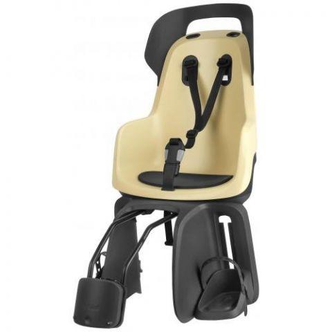 fotelik rowerowy dla dziecka montowany na tył Bobike Go