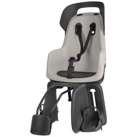 Fotelik rowerowy Bobike GO na tył - montaż na ramę.