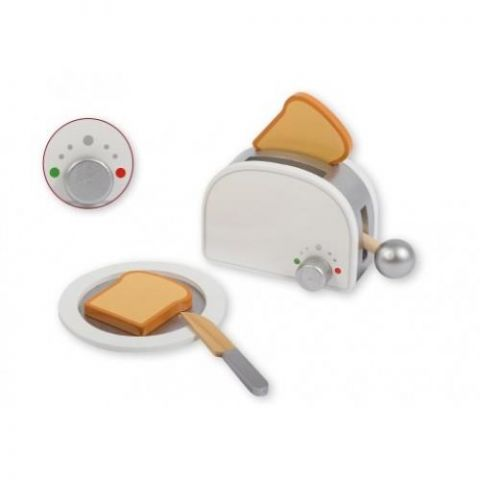 Joueco Drewniany toster