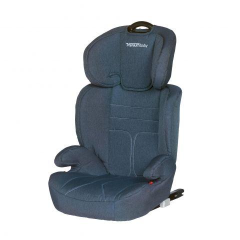 Fotelik samochodowy iSafety Vidar Isofix 5954.80 denim