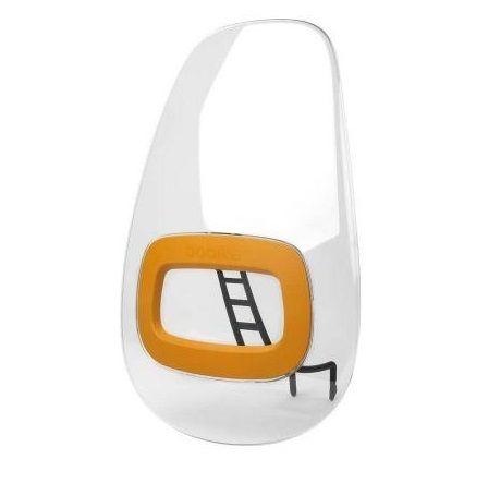 osłona do fotelika rowerowego na przód bobike ONE Mini żółty