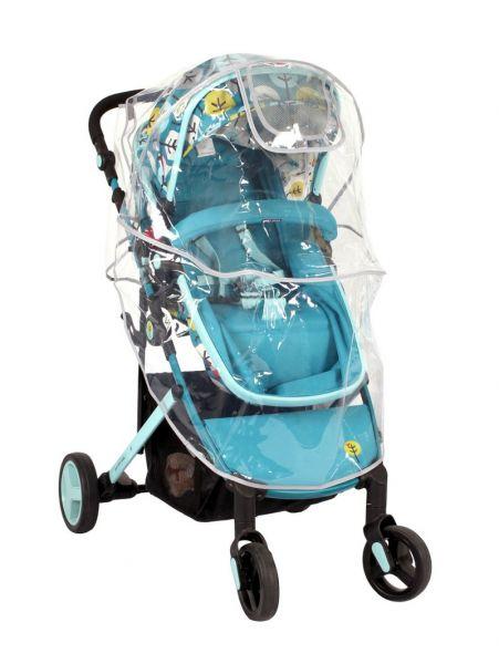 LittleLife Osłonka przeciwdeszczowa do wózka