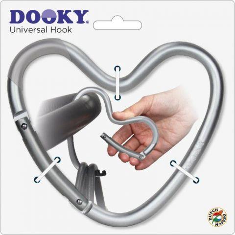 Dooky Hak w kształcie wózka