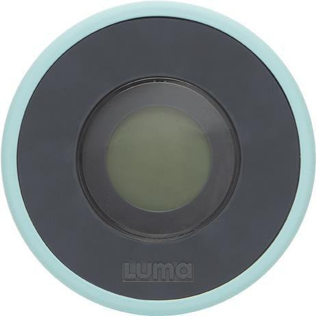 LUMA Cyfrowy termometr do kąpieli Silt Green