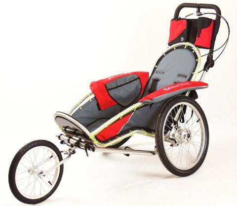 Wózek dla niepełnosprawnych KOZLIK JUNIOR COUNTRY