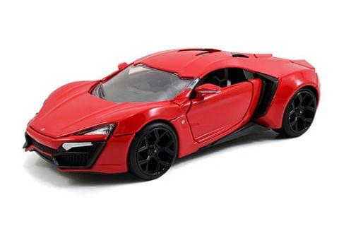 Jada Toys Auto kolekcjonerskie 1:32 Lykan Hyperspo