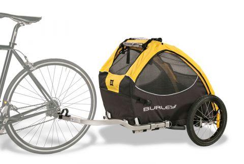 Przyczepka dla psa do roweru Burley Tail Wagon