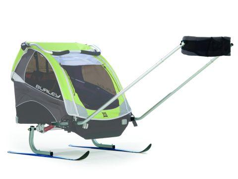 Burley WE! SKI KIT (zestaw narciarski)
