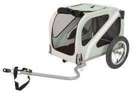 Monz - przyczepka rowerowa dla psa Dog Mini 12''
