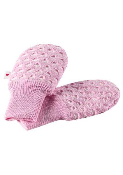 REIMA Rękawiczki dla niemowląt Terho rose 6-18