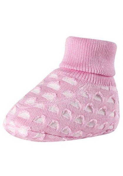 REIMA Botki dla niemowląt Tintti Różowe 6-18