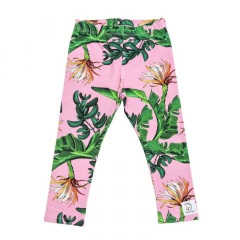 Popinjay Legginsy Pink Jungle 116/122