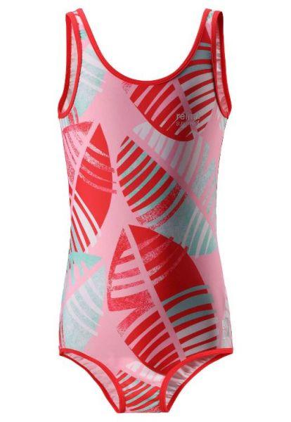 REIMA strój kąpielowy SUMATRA 128 czerwony