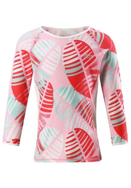 REIMA koszulka kąpielowa plażowa COSTA 128 red