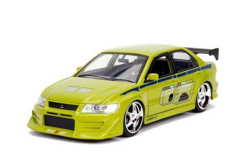 Jada Toys Auto kolekcjonerskie 1:32 Mitsubishi Lancer