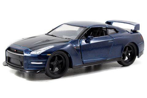Jada Toys Auto kolekcjonerskie 1:32 Nissan GTR