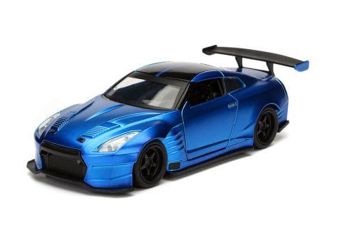 Jada Toys Auto kolekcjonerskie 1:24 Nissan GT-R