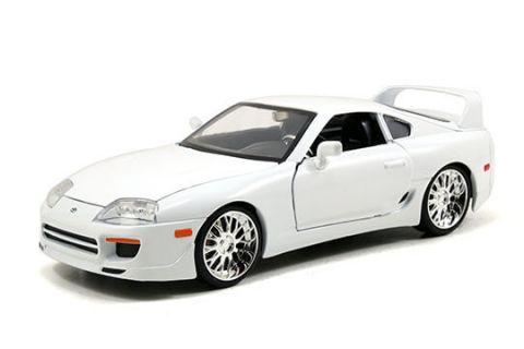 Jada Toys Auto kolekcjonerskie 1:32 Toyota Supra