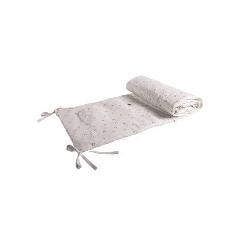 Baby Bites Ochraniacz do łóżeczka 148 x 40 cm Chicks Legs White