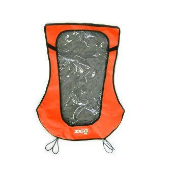 System Kontroli Środowiska Zigo Leader X2 pomarańcz