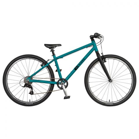 rower dziecięcy 26 cali Kubikes 26 Turkus Glitter