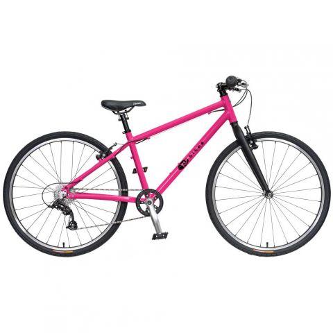rower dziecięcy 26 cali Kubikes 26 Różowy Lasur