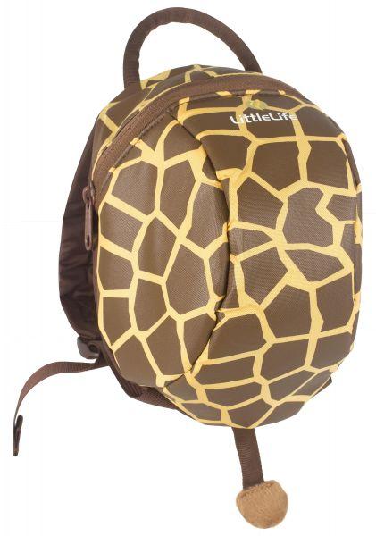 LittleLife plecak Animal - ŻYRAFA 1-3 lata