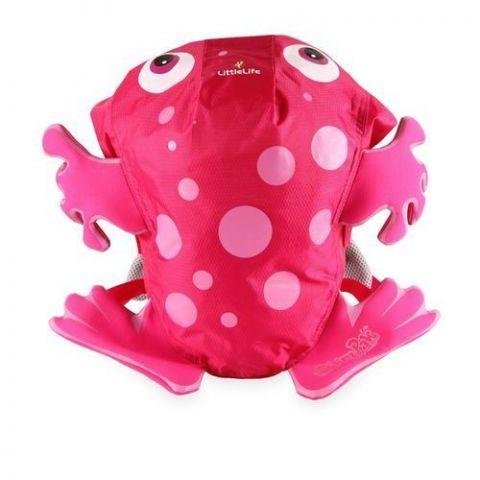 LittleLife plecak SwimPack 3+ FROG PINK