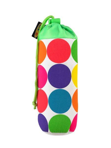 Micro pokrowiec na butelke Multicolor