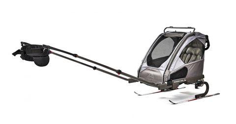 Nordic Cab - URBAN/ACTIVE zestaw narciarski