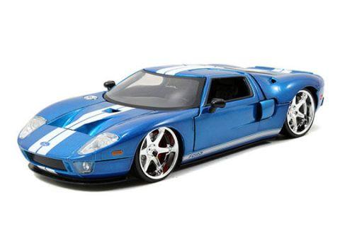 Jada Toys Auto kolekcjonerskie 1:24 Ford GT