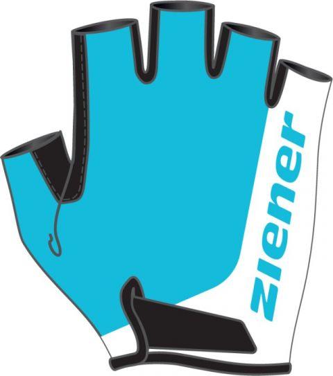 Ziener rękawiczki Corrie Junior Pool Blue L