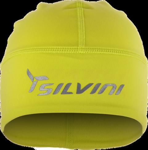 Silvini czapka TAZZA lime S/M