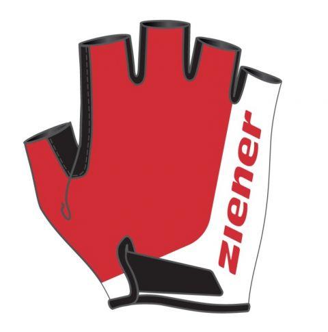 Ziener rękawiczki Corrie Junior Red S