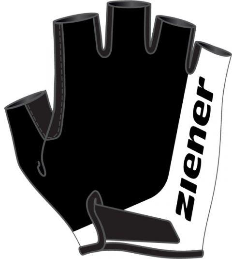 Ziener rękawiczki Corrie Junior Czarne L