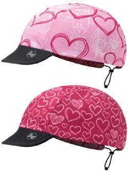 Czapka Buff Baby Pink Love
