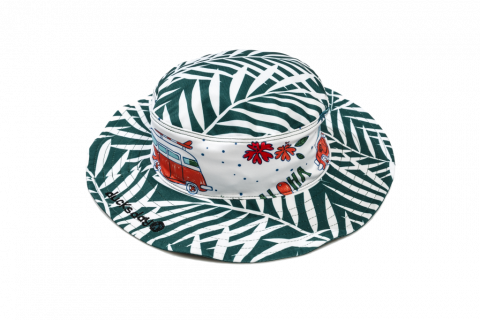 DUCKSDAY kapelusz plażowy UV50 MONTI 02
