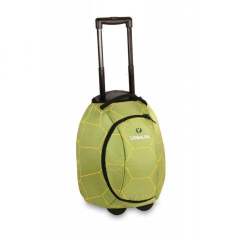 LittleLife walizka - ŻÓŁW